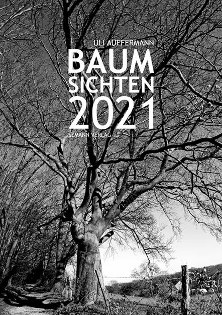 """Kalender 2021 """"Baumsichten"""""""