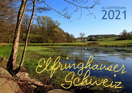"Kalender 2021 ""Elfringhauser Schweiz"""